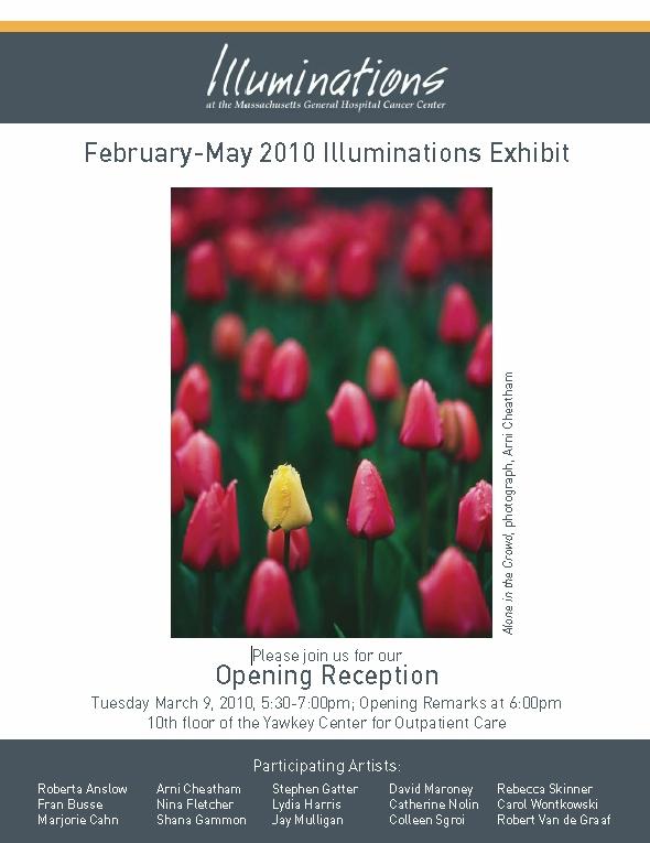 Illuminations Flyer